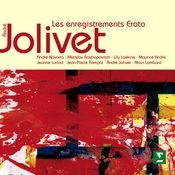 Jolivet : Orchestral & Chamber Works [The Erato Recordings] Songs