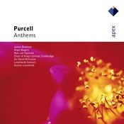 Purcell : Anthems (-  Apex) Songs