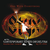 One With Everything: Styx & The Contemporary Youth Orchestra Songs