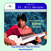 Universal Masters Collection Pandit Brij Narayan Songs