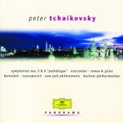 Tchaikovsky Nutcraker Suite Symphony No 6 Etc Songs