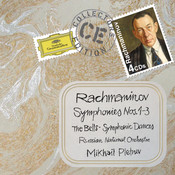 Rachmaninov: Symphonies Nos.1-3; The Bells; Symphonic Dances Songs