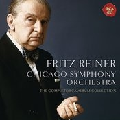 Fritz Reiner - The Complete Chicago Symphony Recordings On Rca Songs
