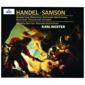 Handel Samson Songs