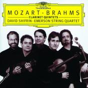 Mozart / Brahms: Clarinet Quintets Songs