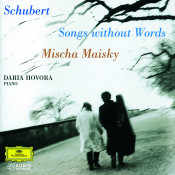 Schubert: Songs without Words Songs