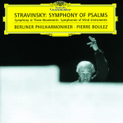 Stravinsky Symphony Of Psalms Songs
