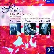 Schubert Piano Trios Nos 1 Songs