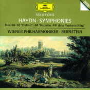 Haydn: Symphonies In G Major, Hob. I: .88, 92 & 94 Songs