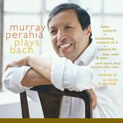 Murray Perahia Plays Bach:  Italian Concerto, BWV 971; Brandenburg Concerto No 5, BWV 1050; Concerto For Flute, Violin, Harpsichord, BWV 1044 Songs