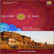 Discovery Of India Anand Shankar Vol 2 Cd 1 Songs
