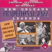 New Orleans Traditional Jazz Legends, Vol. 3 Songs