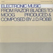 Electronic Music: From Razor Blades to Moog Songs