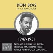 Complete Jazz Series 1947 - 1951 Songs