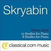 Alexander Skryabin, 12 Studies For Piano, Op. 8 Songs