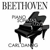 Beethoven Piano Sonatas 1, 2 & 3 Songs