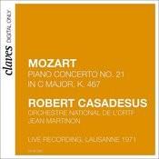 Piano Concerto No 21 In C Major, K.467 - II. Andante Song