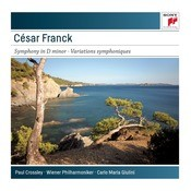 Franck: Symphony In D Minor; Symphonic Variations For Piano And Orchestra Songs