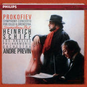 Prokofiev: Symphony-Concerto for Cello & Orchestra; Symphony No.7 Songs