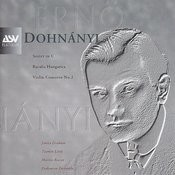 Dohnanyi: Violin Concerto No.2, Ruralia Hungarica, Sextet Songs