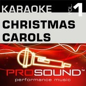 Karaoke - Christmas Carols, Vol. 1 (Professional Performance Tracks) Songs