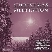 Christmas Meditation - Vol. 5 Songs