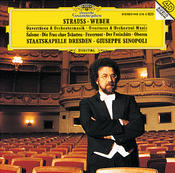 Weber / Strauss: Overtures & Orchestral Music Songs