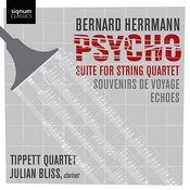 Psycho: Suite For String Quartet Songs