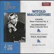 Witold Malcuzynski With The Philharmonia Orchestra Conducted By Paul Kletzki - 1946-1949 Songs