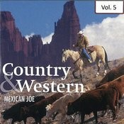 Country & Western- Hits And Rarities Vol. 5 Songs