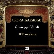 Verdi: Opera Karaoke, Volume 26 Songs