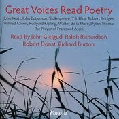 Great Voices Read Poetry Songs