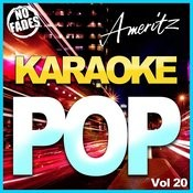 Karaoke - Pop Vol. 20 Songs