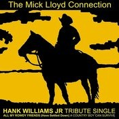 The Hank Williams Jnr. Tribute Single Songs