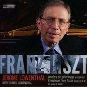 Jerome Lowenthal: Music Of Franz Liszt Songs