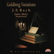 Goldberg Variations: Var 19: For 1 Manual Song