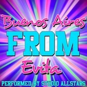 Buenos Aires (From Evita) - Single Songs