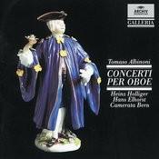 Albinoni: Oboe Concertos Songs