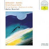 Debussy / Ravel: String Quartets Songs