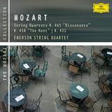 Mozart: String Quartets K. 465, 458 & 421 Songs