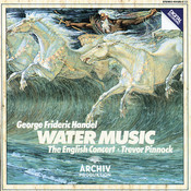 Handel: Water Music, Suites 2 & 3 in D/G, HWV 348 - 8. (Andante) Song