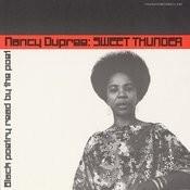 Sweet Thunder: Black Poetry By Nancy Dupree Songs