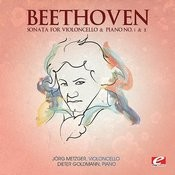Beethoven: Sonata For Violoncello & Piano No. 1 & 2 (Digitally Remastered) Songs