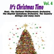 It's Christmas Time, Vol. 4 Songs