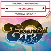Everybody Knew But Me / You Have No Heart (Digital 45) Songs