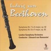 Beethoven: Symphony No. 7, Op. 92 & No. 8, Op. 93 Songs