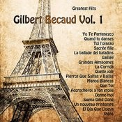 Greatest Hits: Gilbert Becaud Vol. 1 Songs
