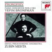 Prokofiev: Piano Concertos Nos. 1, 3, 5 Songs