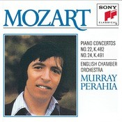 Mozart:  Concertos No. 22 & 24 For Piano And Orchestra Songs