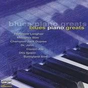 Blues Piano Greats Songs